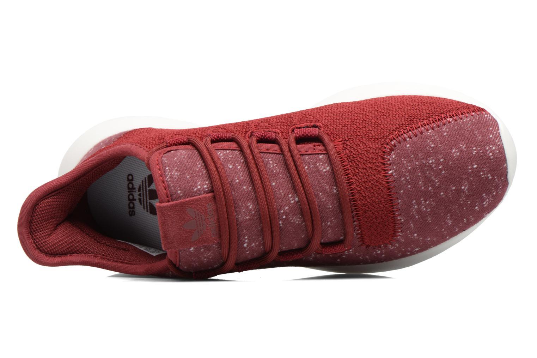 Sneakers Adidas Originals Tubular Shadow J Bordò immagine sinistra