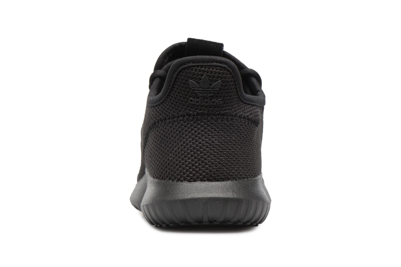 Sneaker Adidas Originals Tubular Shadow J schwarz ansicht von rechts