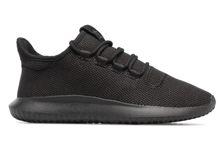 Sneaker Adidas Originals Tubular Shadow J schwarz ansicht von hinten