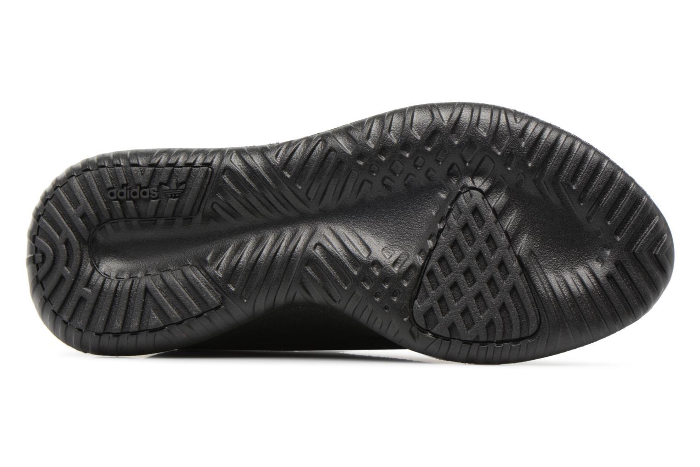 Sneaker Adidas Originals Tubular Shadow J schwarz ansicht von oben