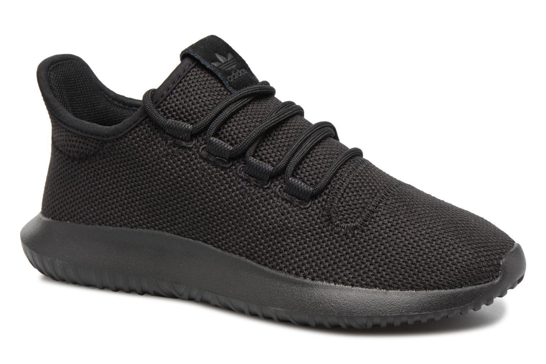 Sneaker Adidas Originals Tubular Shadow J schwarz detaillierte ansicht/modell