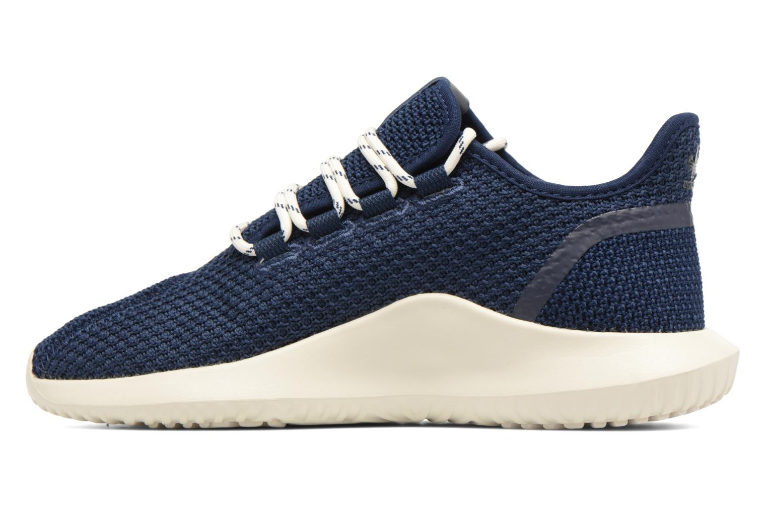 Deportivas Adidas Originals Tubular Shadow J Azul vista de frente