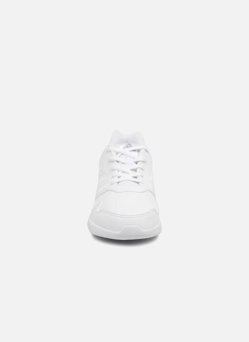 Chaussures de sport adidas performance Altarun K Blanc vue portées chaussures