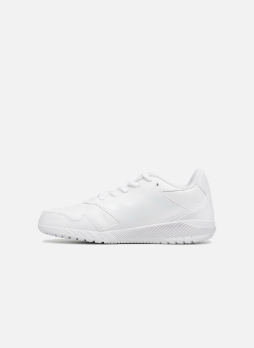 Chaussures de sport adidas performance Altarun K Blanc vue face