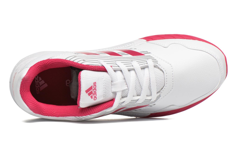 Zapatillas de deporte Adidas Performance Altarun K Rosa vista lateral izquierda