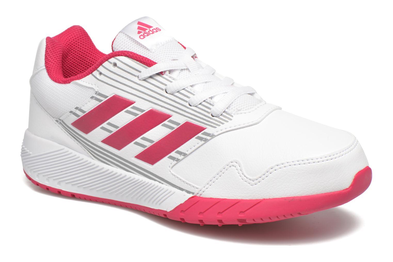 Sportssko Adidas Performance Altarun K Pink detaljeret billede af skoene