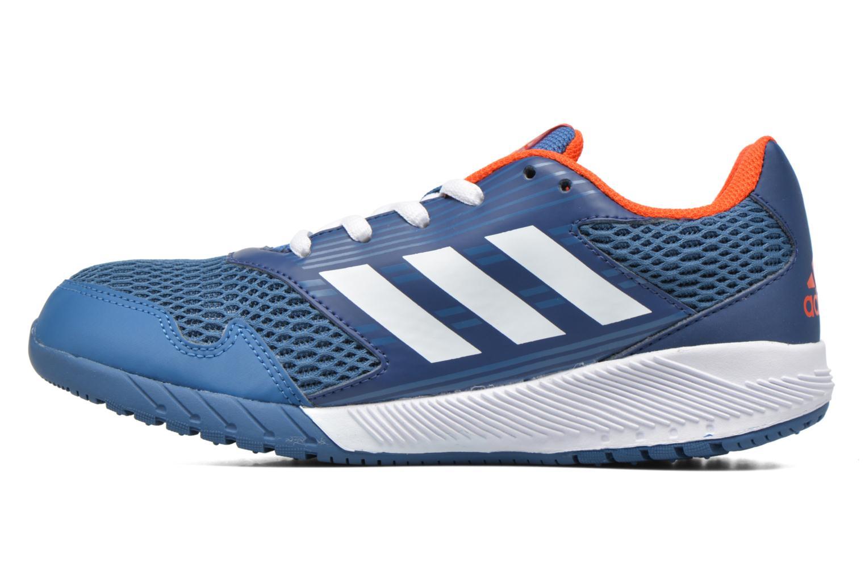 Chaussures de sport Adidas Performance Altarun K Bleu vue face