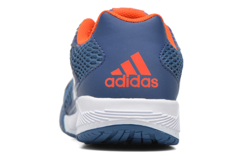 Chaussures de sport Adidas Performance Altarun K Bleu vue droite