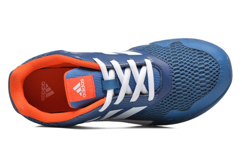 Chaussures de sport Adidas Performance Altarun K Bleu vue gauche