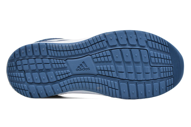 Chaussures de sport Adidas Performance Altarun K Bleu vue haut