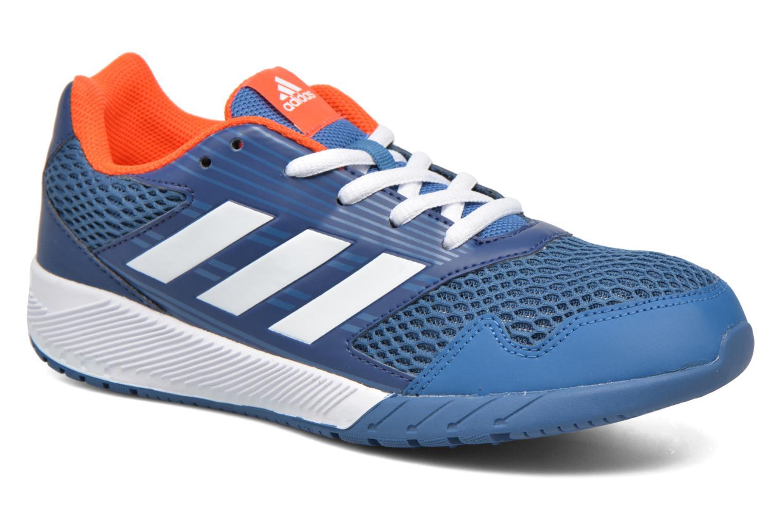 Chaussures de sport Adidas Performance Altarun K Bleu vue détail/paire