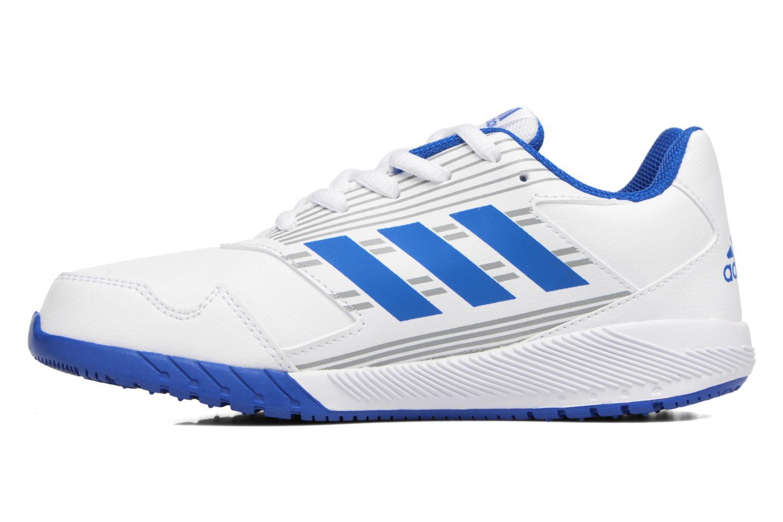 Sportschuhe Adidas Performance Altarun K blau ansicht von vorne