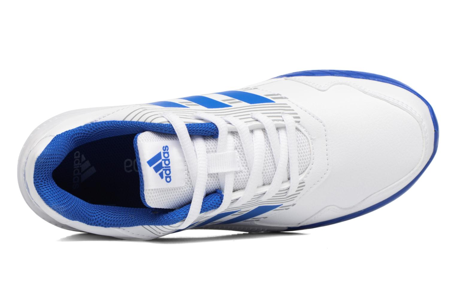Sport shoes Adidas Performance Altarun K Blue view from the left