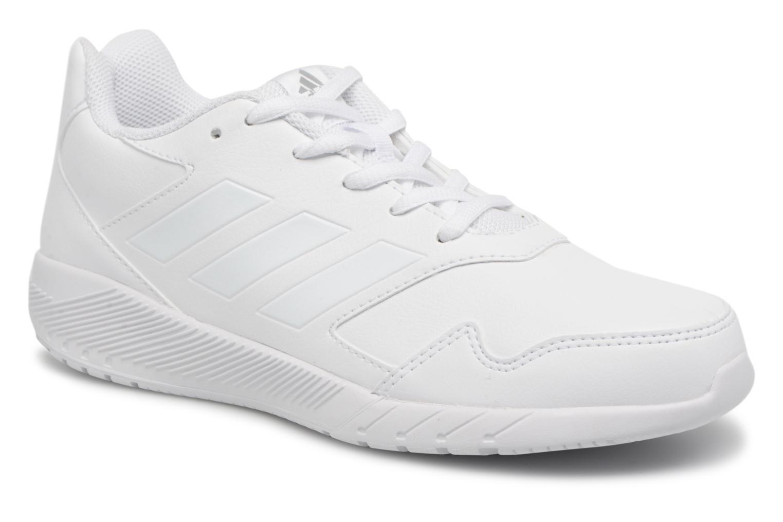 Chaussures de sport Adidas Performance Altarun K Blanc vue détail/paire