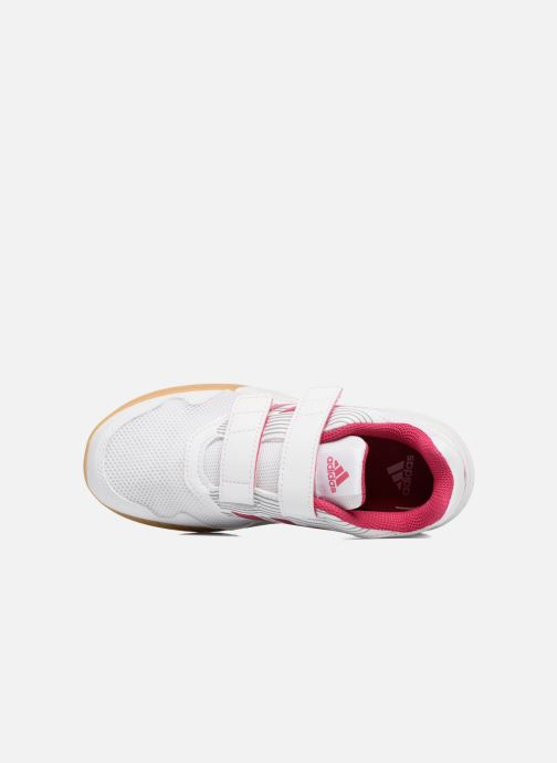 Baskets adidas performance Altarun Cf K Rose vue gauche