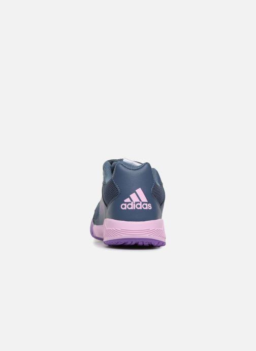 Baskets adidas performance Altarun Cf K Gris vue droite