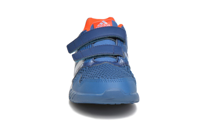 Baskets Adidas Performance Altarun Cf K Bleu vue portées chaussures