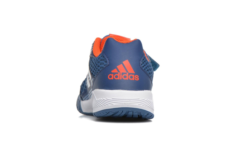 Baskets Adidas Performance Altarun Cf K Bleu vue droite