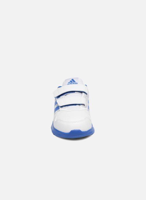Deportivas adidas performance Altarun Cf I Azul vista del modelo