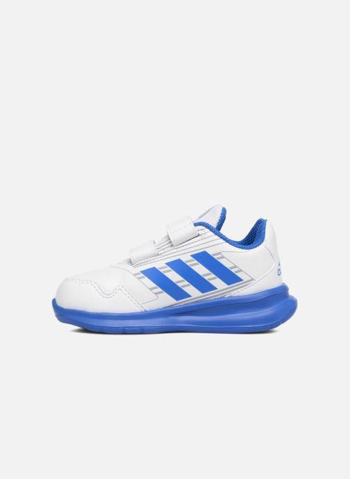 Baskets adidas performance Altarun Cf I Bleu vue face