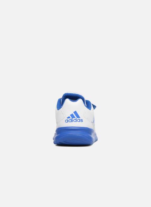 Deportivas adidas performance Altarun Cf I Azul vista lateral derecha