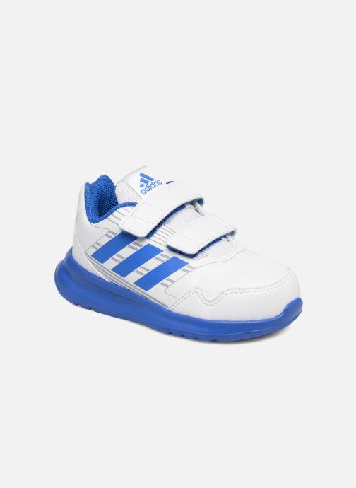 Baskets adidas performance Altarun Cf I Bleu vue détail/paire