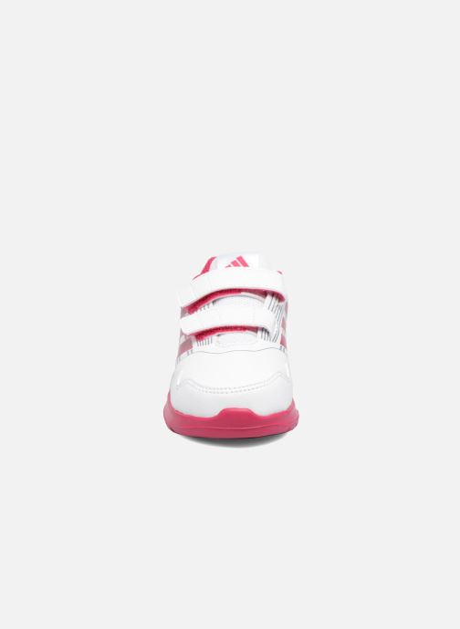 Baskets adidas performance Altarun Cf I Blanc vue portées chaussures