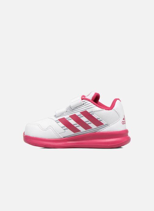 Sneakers adidas performance Altarun Cf I Bianco immagine frontale