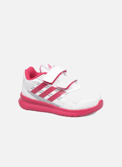 Trainers adidas performance Altarun Cf I White detailed view/ Pair view