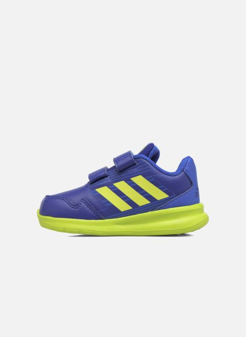 Baskets adidas performance Altarun Cf I Bleu vue face