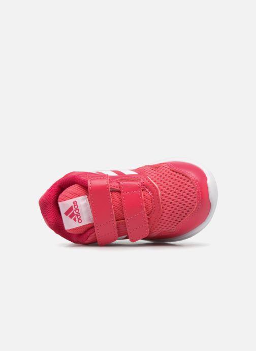 Sneakers adidas performance Altarun Cf I Rosa immagine sinistra