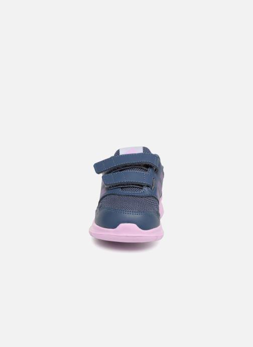 Baskets adidas performance Altarun Cf I Gris vue portées chaussures