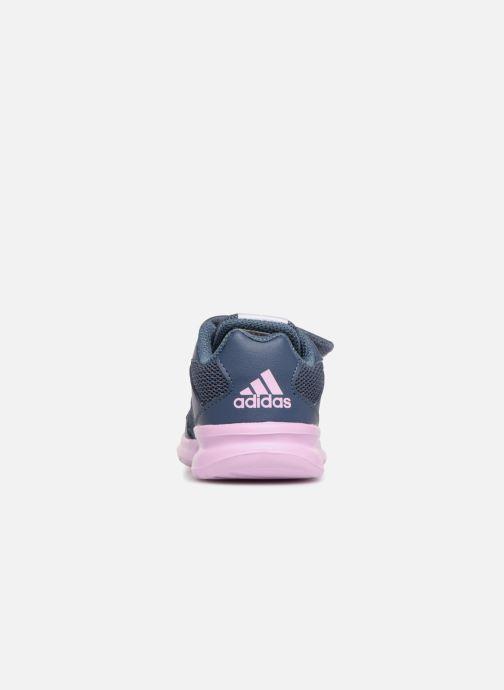 Baskets adidas performance Altarun Cf I Gris vue droite