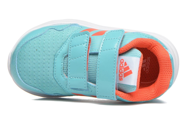 Baskets Adidas Performance Altarun Cf I Bleu vue gauche
