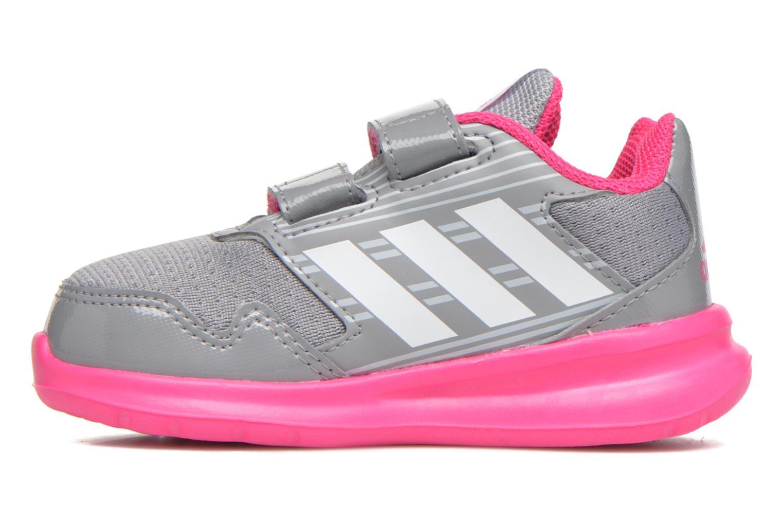 Sneakers Adidas Performance Altarun Cf I Grijs voorkant