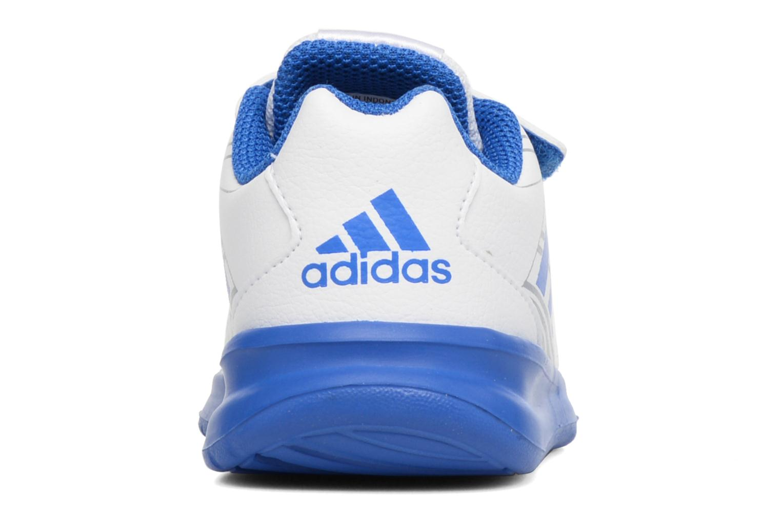 Trainers Adidas Performance Altarun Cf I Blue view from the right