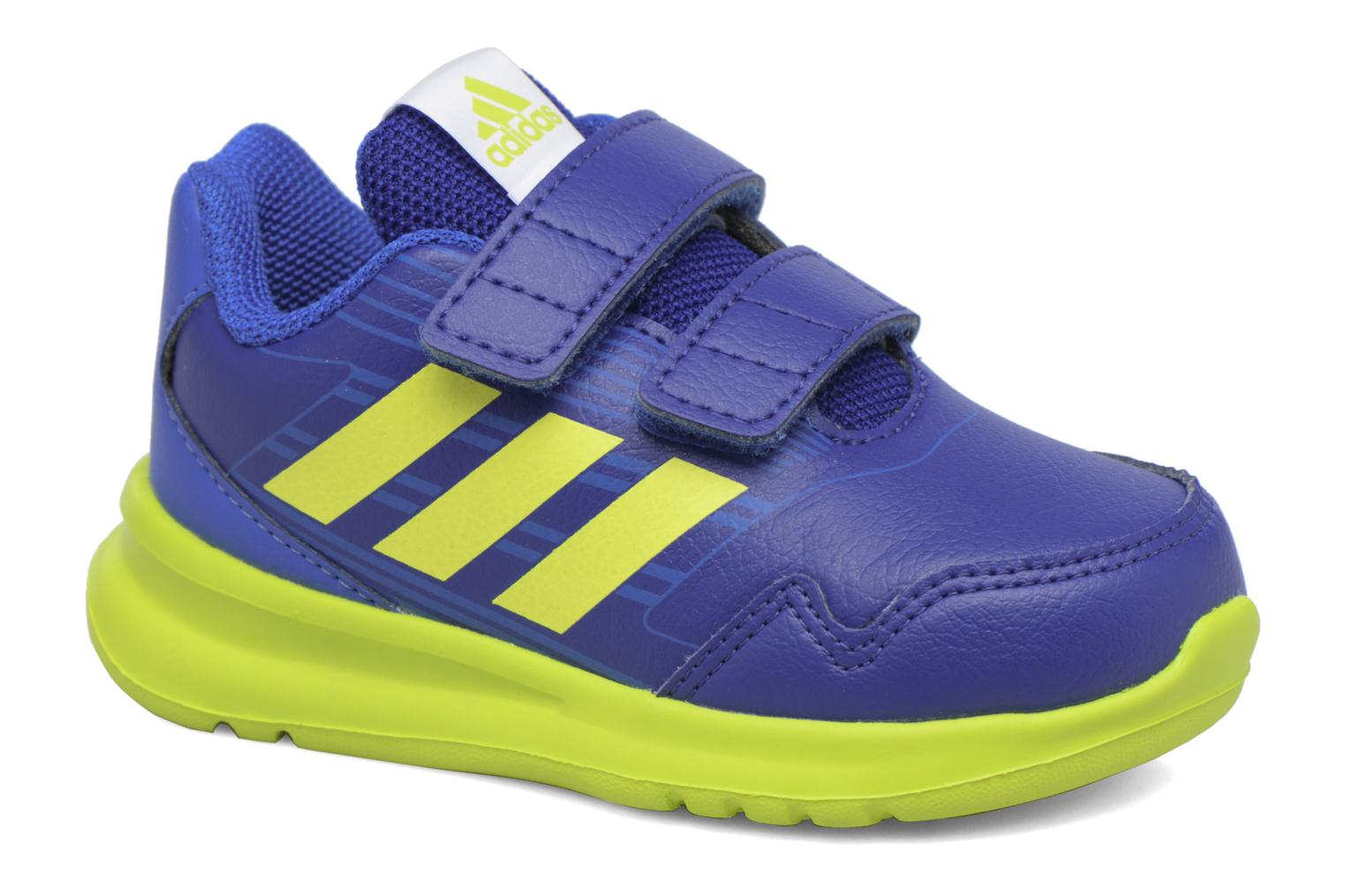 Trainers Adidas Performance Altarun Cf I Blue detailed view/ Pair view