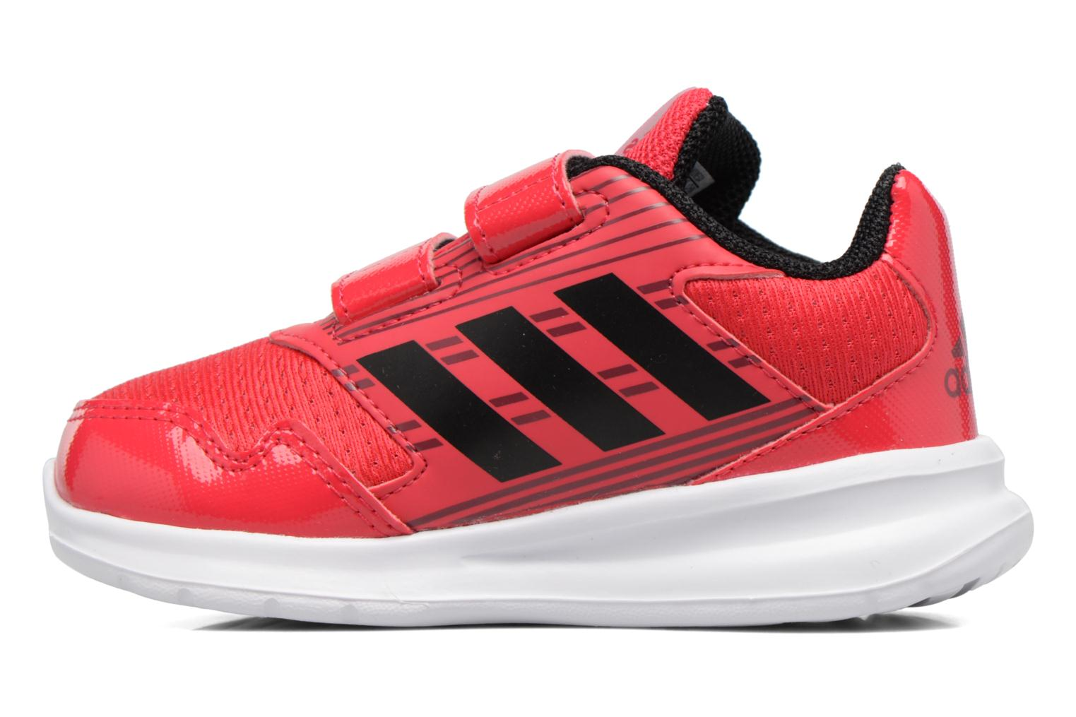 Baskets Adidas Performance Altarun Cf I Rouge vue face