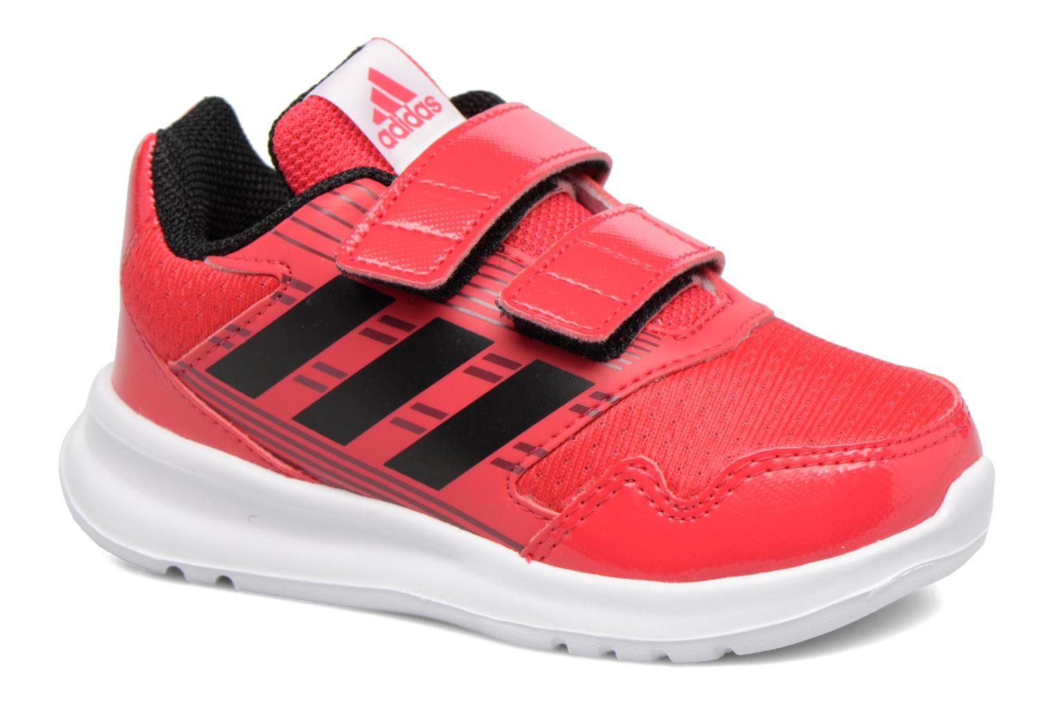 Baskets Adidas Performance Altarun Cf I Rouge vue détail/paire
