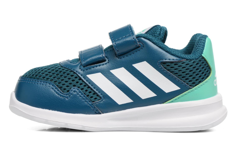 Sneakers Adidas Performance Altarun Cf I Blauw voorkant