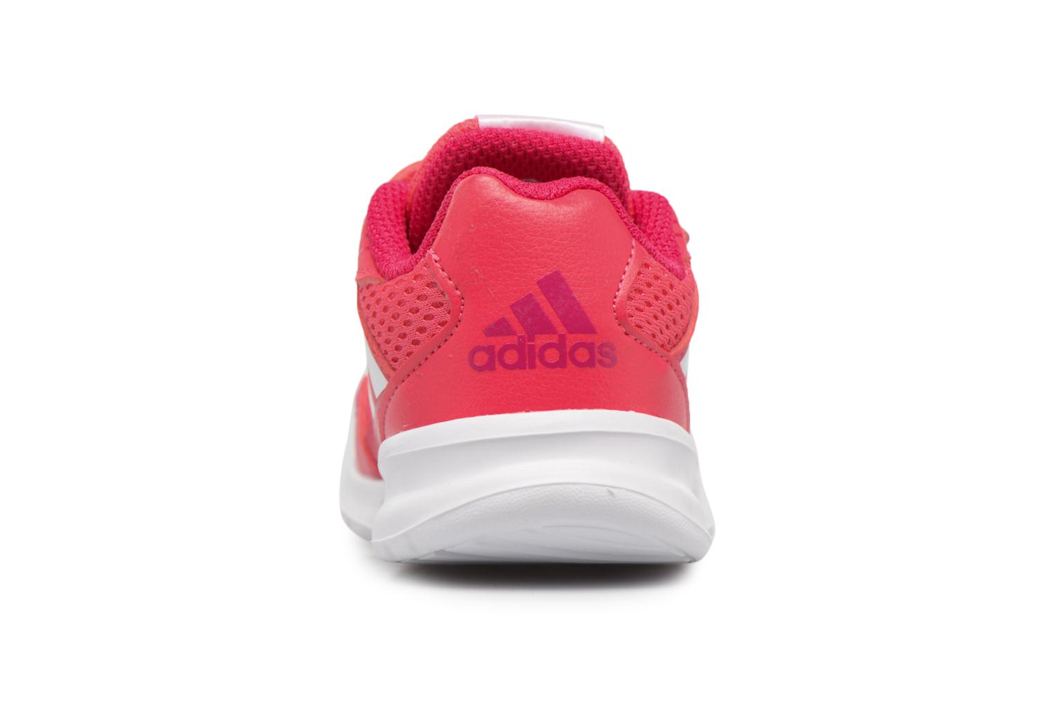 Trainers Adidas Performance Altarun Cf I Pink view from the right