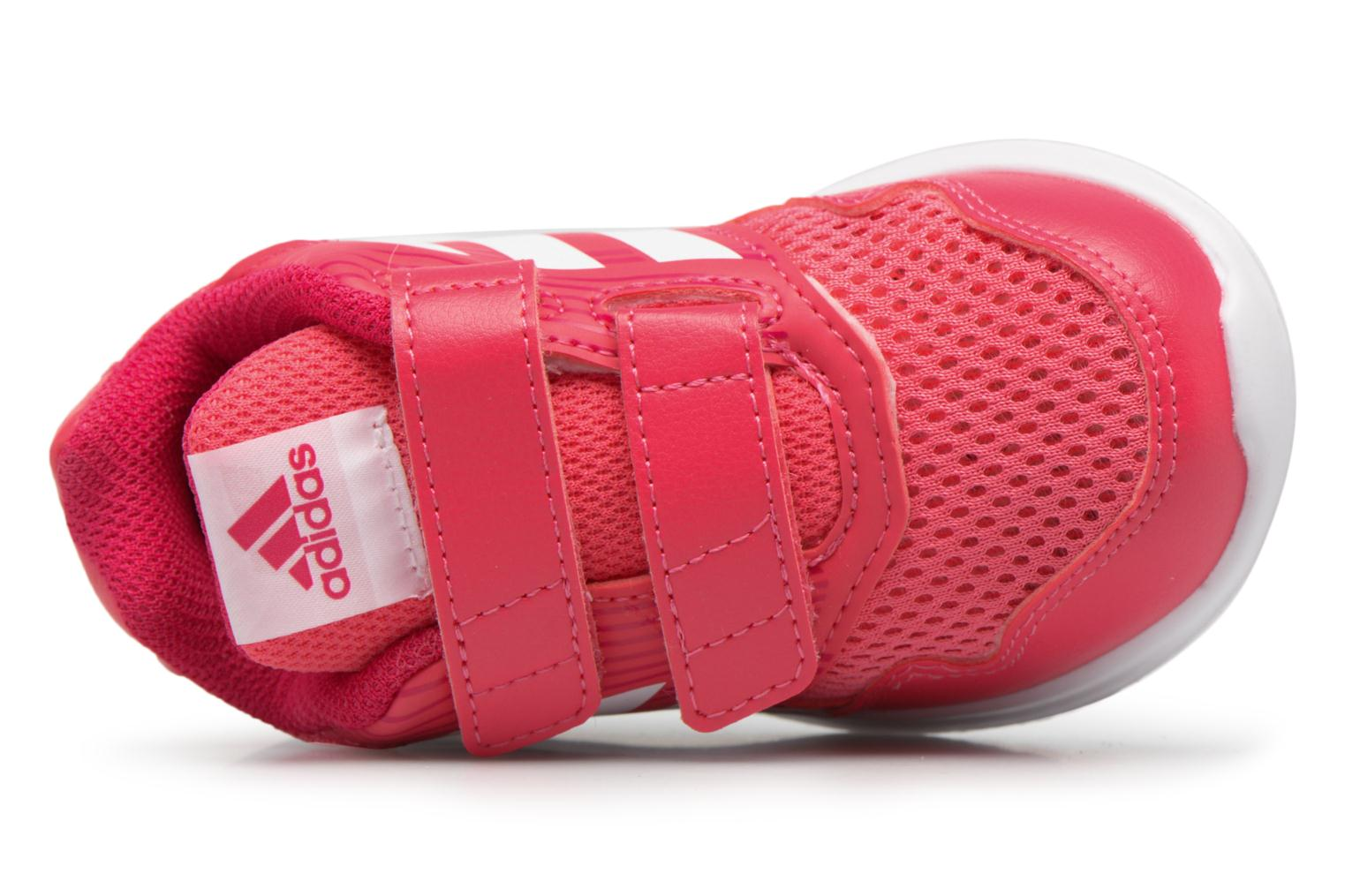 Trainers Adidas Performance Altarun Cf I Pink view from the left