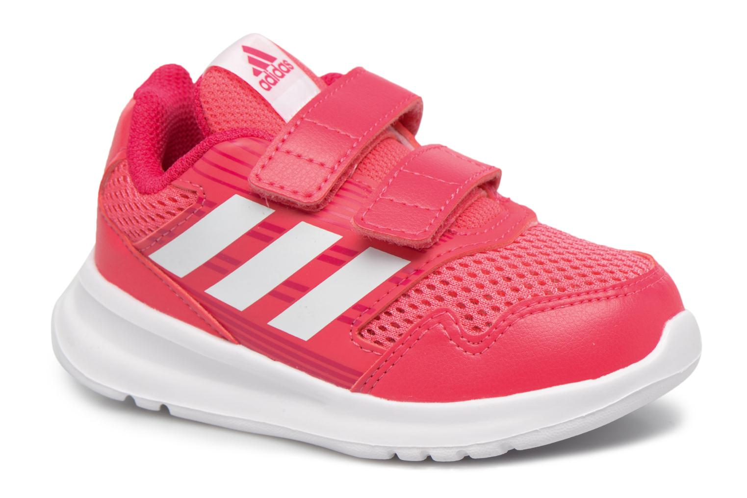 Trainers Adidas Performance Altarun Cf I Pink detailed view/ Pair view