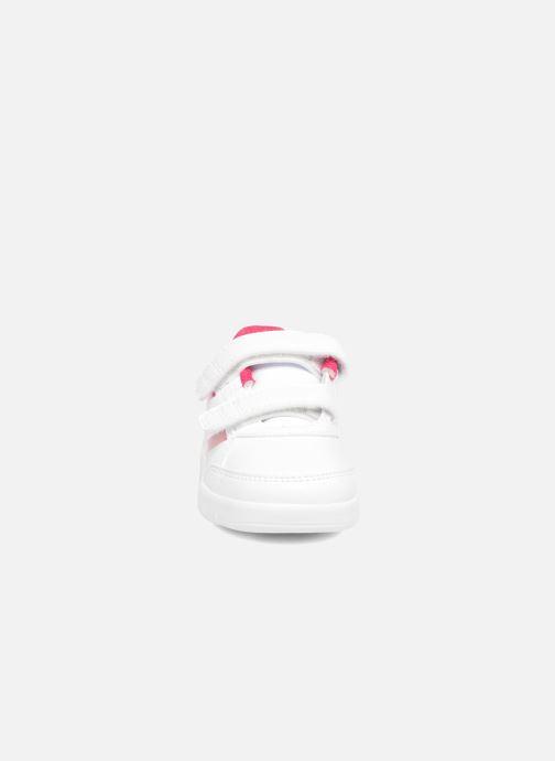 Baskets adidas performance Altasport Cf I Blanc vue portées chaussures