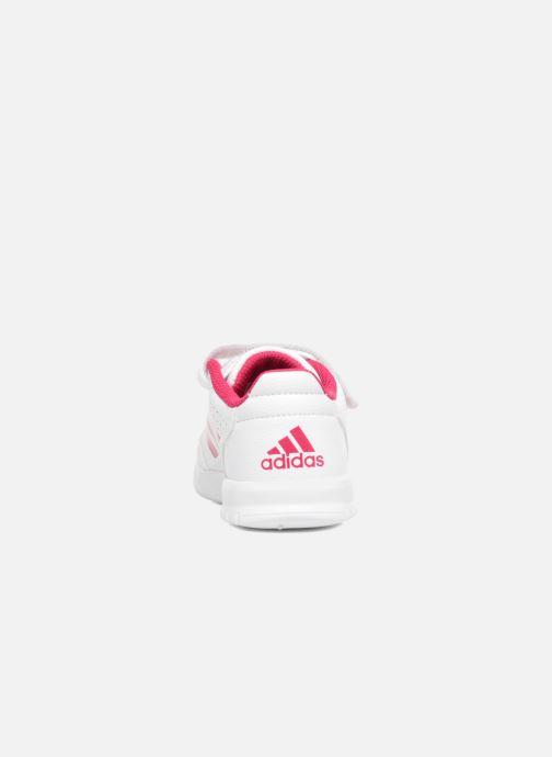 Sneakers adidas performance Altasport Cf I Hvid Se fra højre