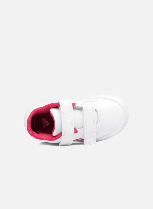 Sneakers adidas performance Altasport Cf I Hvid se fra venstre