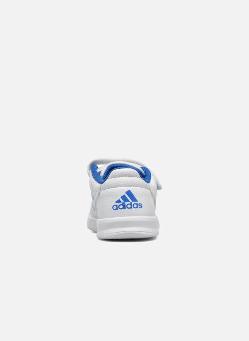 Trainers adidas performance Altasport Cf I Blue view from the right