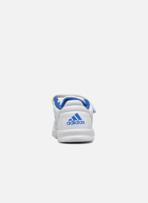 Sneaker adidas performance Altasport Cf I blau ansicht von rechts