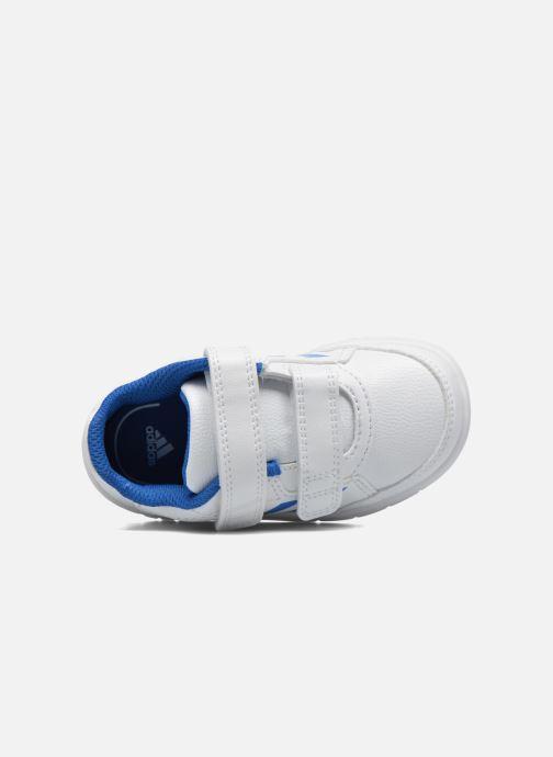 Sneaker adidas performance Altasport Cf I blau ansicht von links