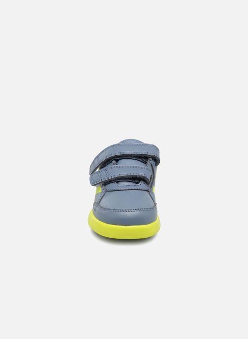 Baskets adidas performance Altasport Cf I Gris vue portées chaussures
